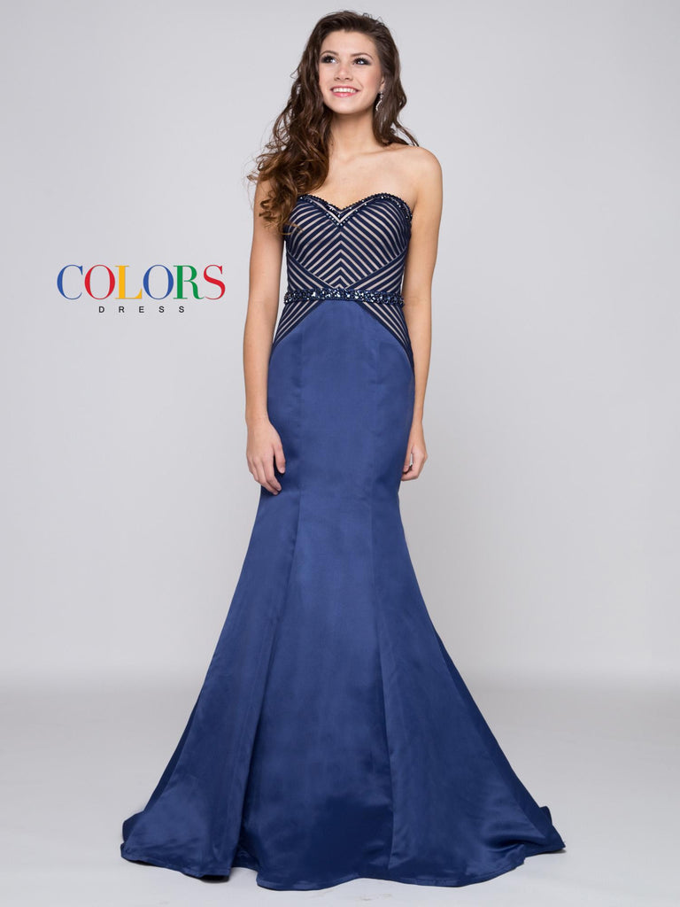 Colors Dress 1578