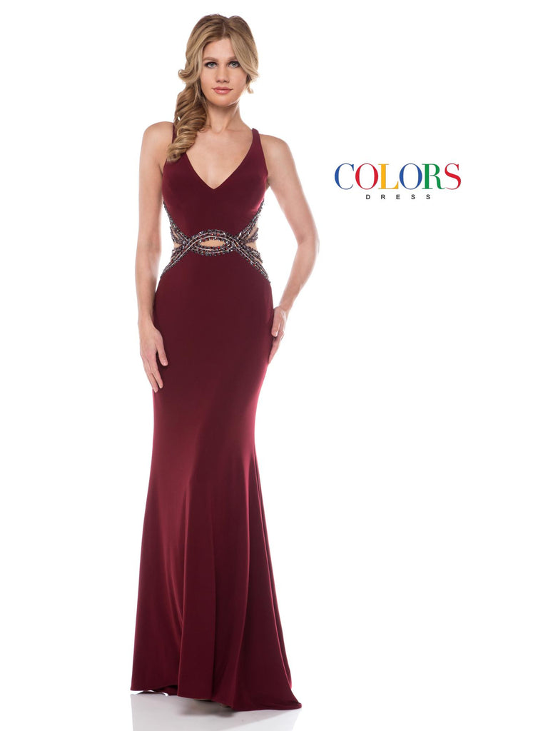 Colors Dress 1599