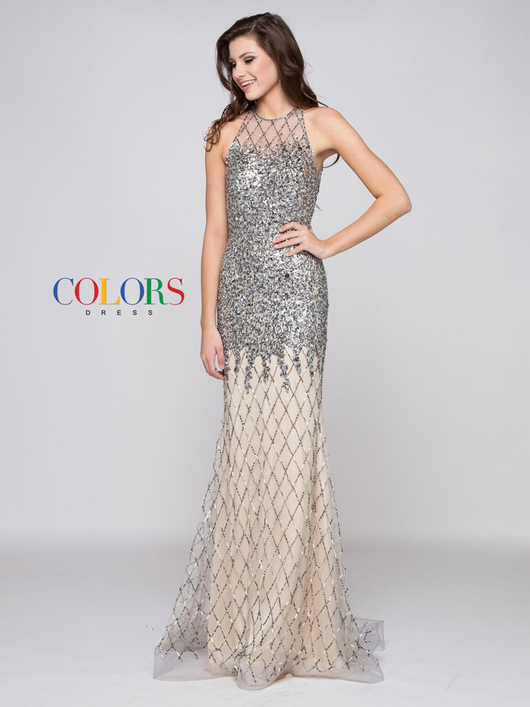 Colors Dress 1622