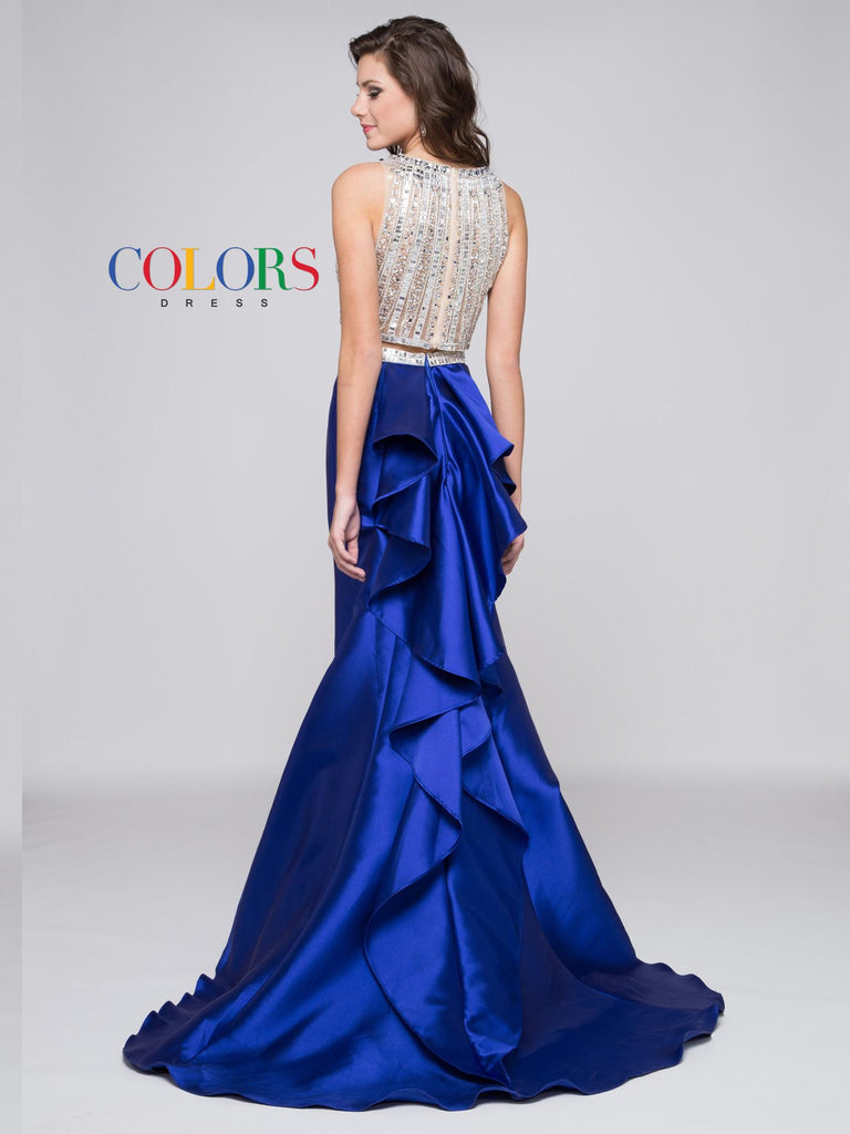 Colors Dress 1635