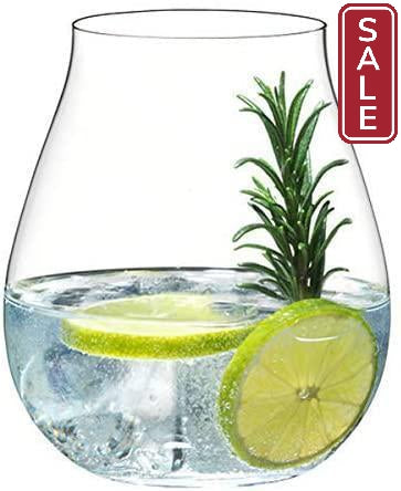 Riedel  Crystal Gin and Tonic Glass Set, 26oz 4 Piece Set 5414/67