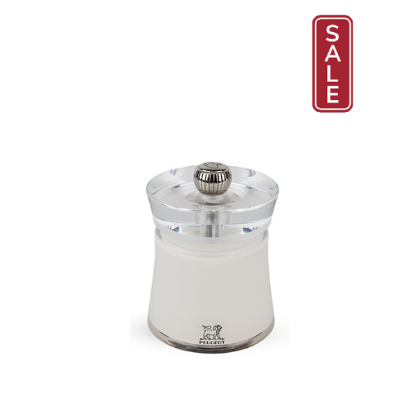 "Bali Salt Mill 3"", White - 25793"
