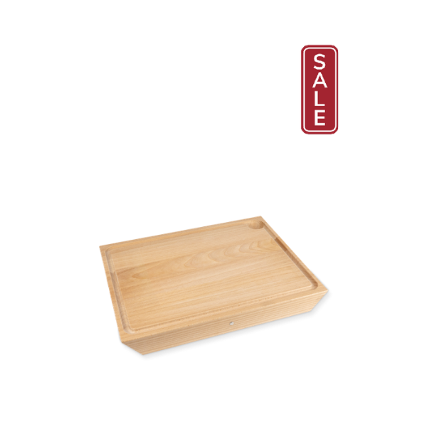 "Beech Wood Cutting Board 15.3"" - 50207"