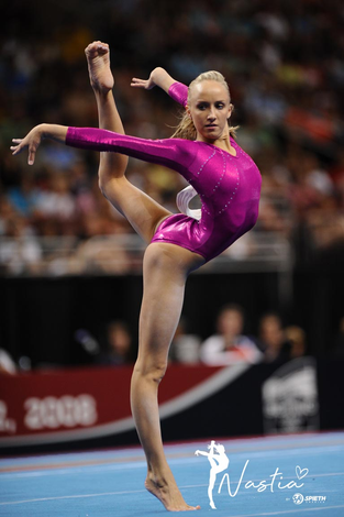 Nastia Liukin Signature Collection