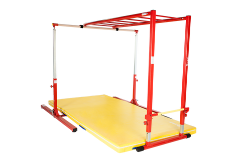 Adjustable Monkey Bar Assembly