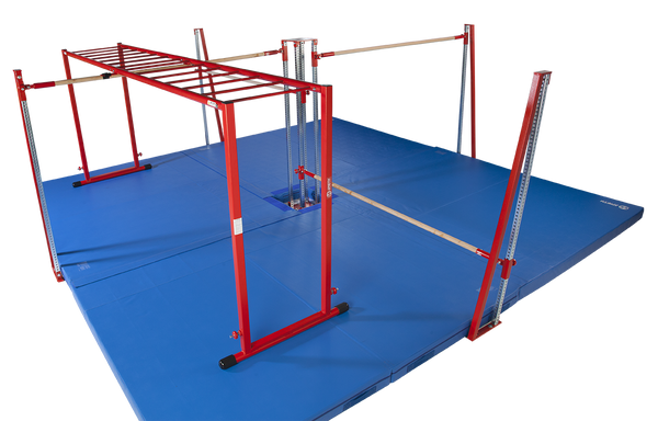 Just For Kids Adjustable Monkey Bar Assembly