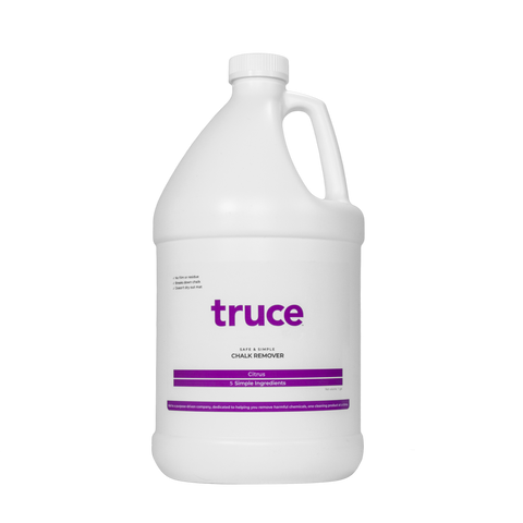 truce Chalk Remover - 1 Gallon Concentrate