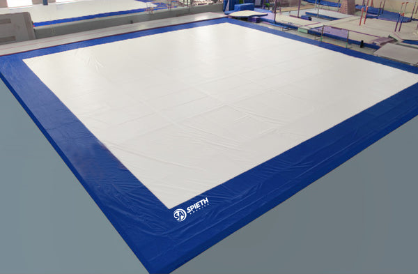 Protective PVC Cover For Floor Exercise