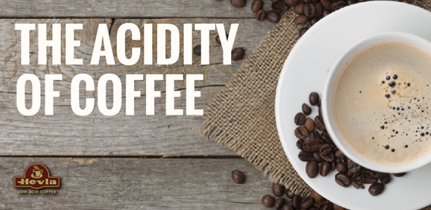 The Acidity of Coffee