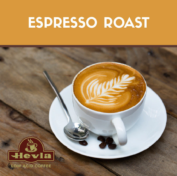 Hevla Espresso Low Acid Coffee