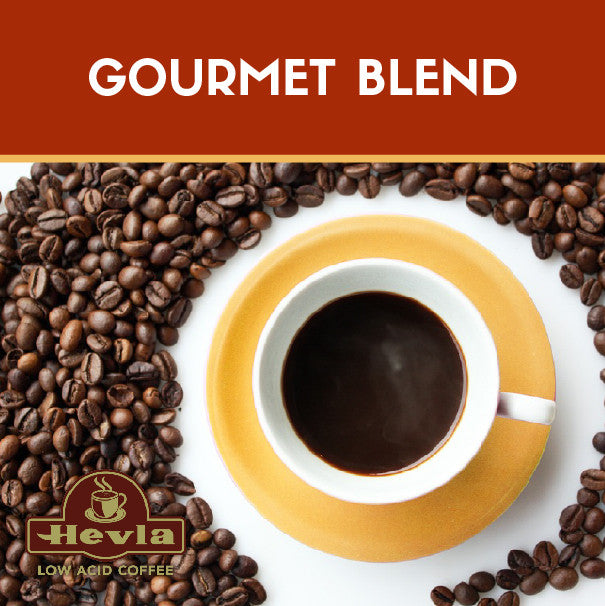 Hevla Gourmet Blend Low Acid Coffee