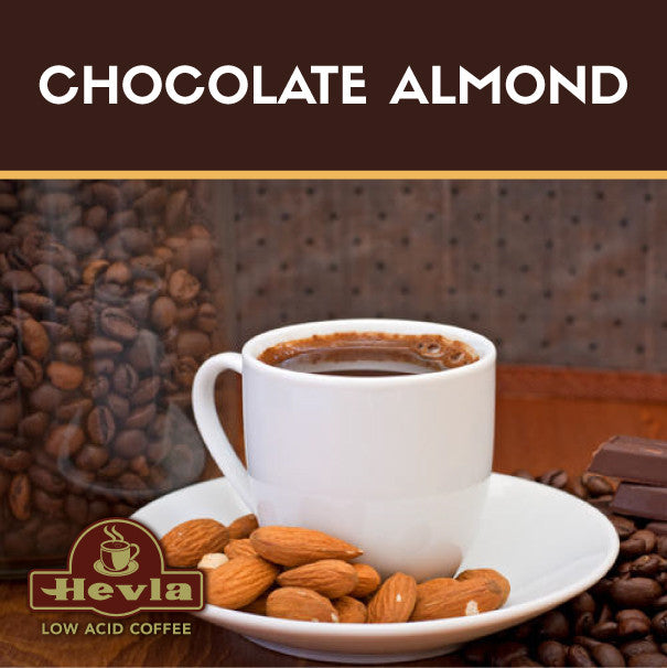 Hevla Chocolate Almond Low Acid Coffee