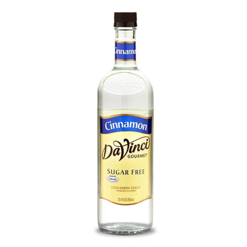 DaVanci Cinnamon Sugar Free Syrup