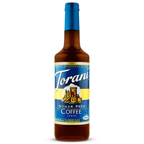 Torani Coffee Sugar Free Syrup