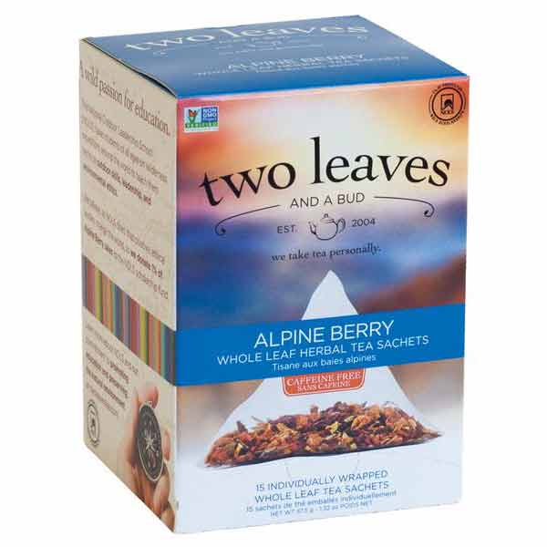 Two Leaves and a Bud Alpine Berry Tea