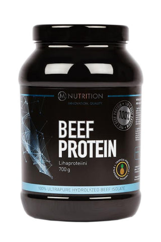 M-Nutrition Beef Protein 700g (Ananas)