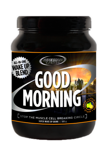 Supermass Good Morning 500g (Apple-Lemon)