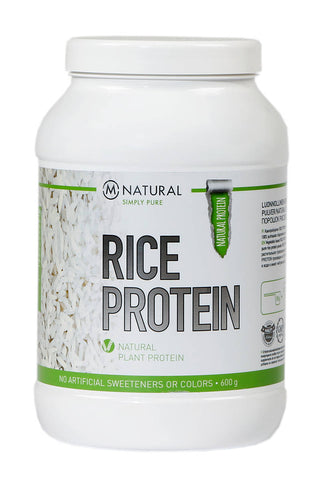 M-Natural Rice Protein 600g