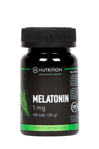 M-Nutrition Melatonin 1mg (100 tabl.)
