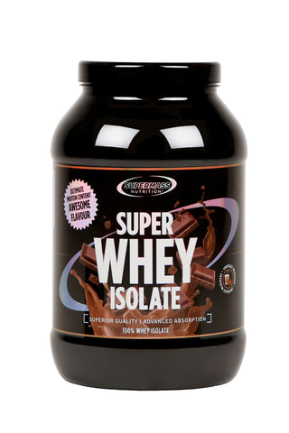 Supermass Super Whey Isolate 1,3kg