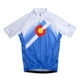 colorado flag cycling jersey