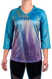 Paint Women's MTB Jersey 3/4 Sleeve