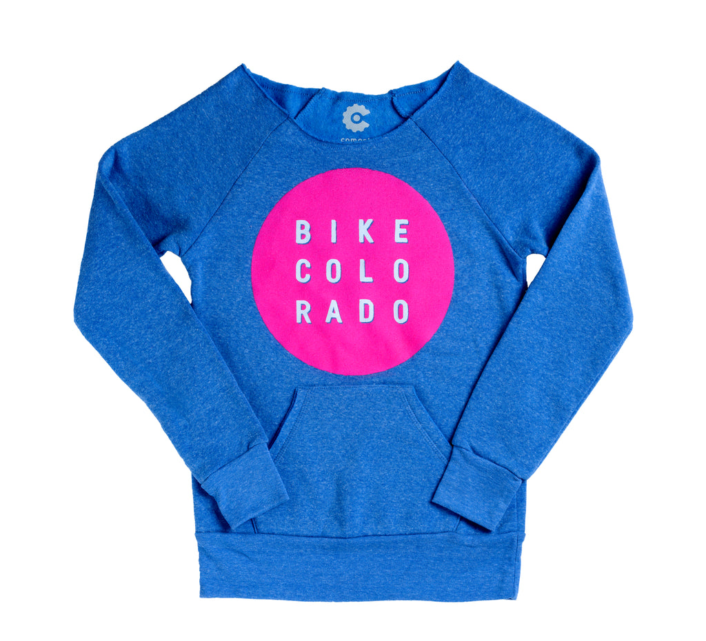 Bike Colorado Woman's Sweater
