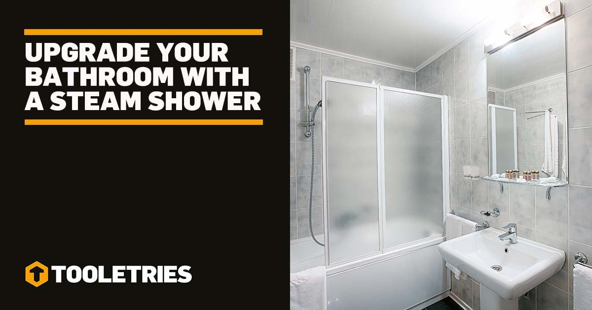 Upgrade Your Bathroom With A Steam Shower