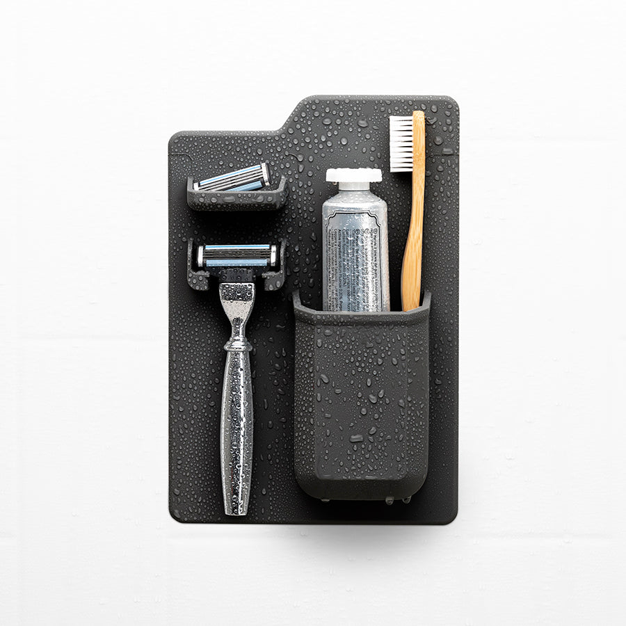 The Harvey | Toothbrush & Razor Holder