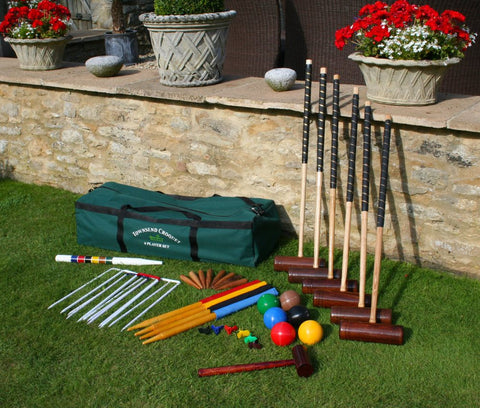 6 Player Townsend Croquet Set