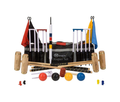 Junior Executive Croquet Set