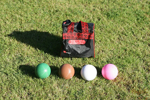 12oz Composite Croquet Balls 2nd colours