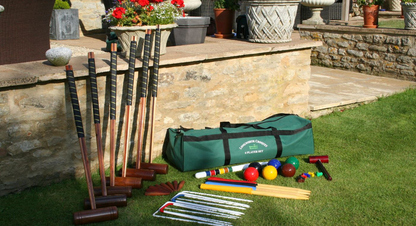 Full Range of Croquet Sets