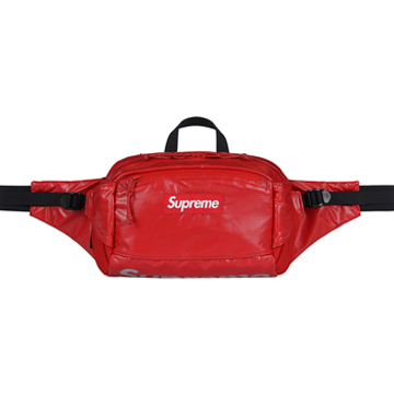 FW 17 Waist Bag Red, Supreme, Kenshi Toronto