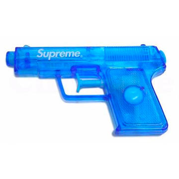Watergun Blue