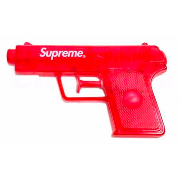 Watergun Red (Out of plastic)