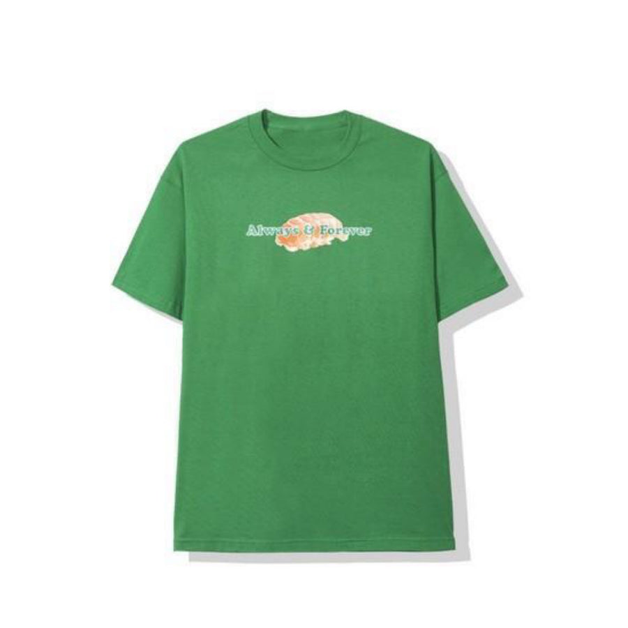 ASSC ALWAYS AND FOREVER GREEN TEE