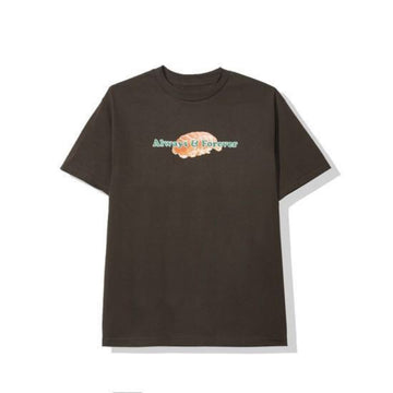 ASSC ALWAYS AND FOREVER BROWN TEE