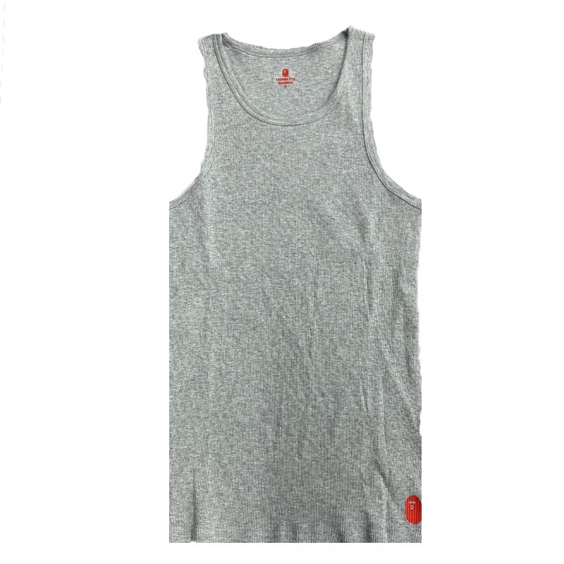 BAPE Tank Top Grey