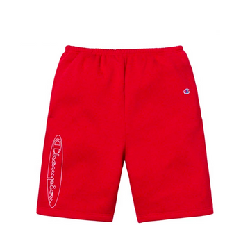 Supreme Champion Outline Shorts Red