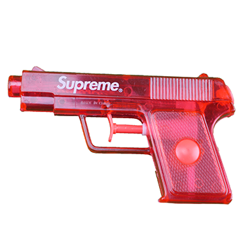 Watergun Red