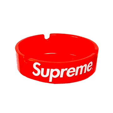 Ashtray Red (Used), Supreme, Kenshi Toronto