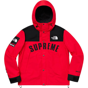 Supreme x The North Face Arc Logo Mountain Parka Red, Supreme, Kenshi Toronto