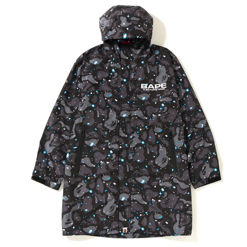 Space Camo Long Jacket