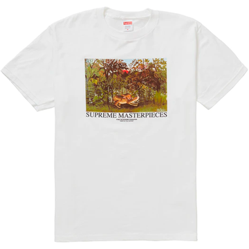 Supreme Masterpieces Tee White