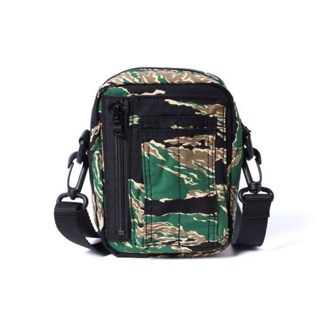 Tiger Camo Military Shoulder Bag