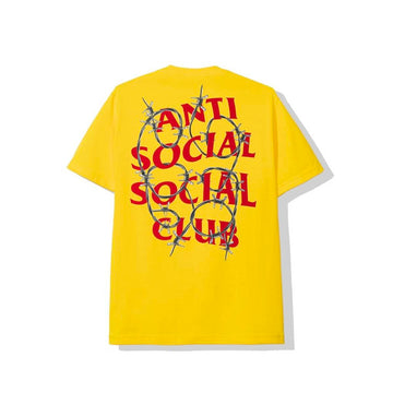 ASSC Barbara Tee Yellow