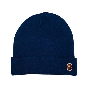 BAPE 2020 New Year Beanie Navy