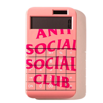 Anti Social Social Club Calculator