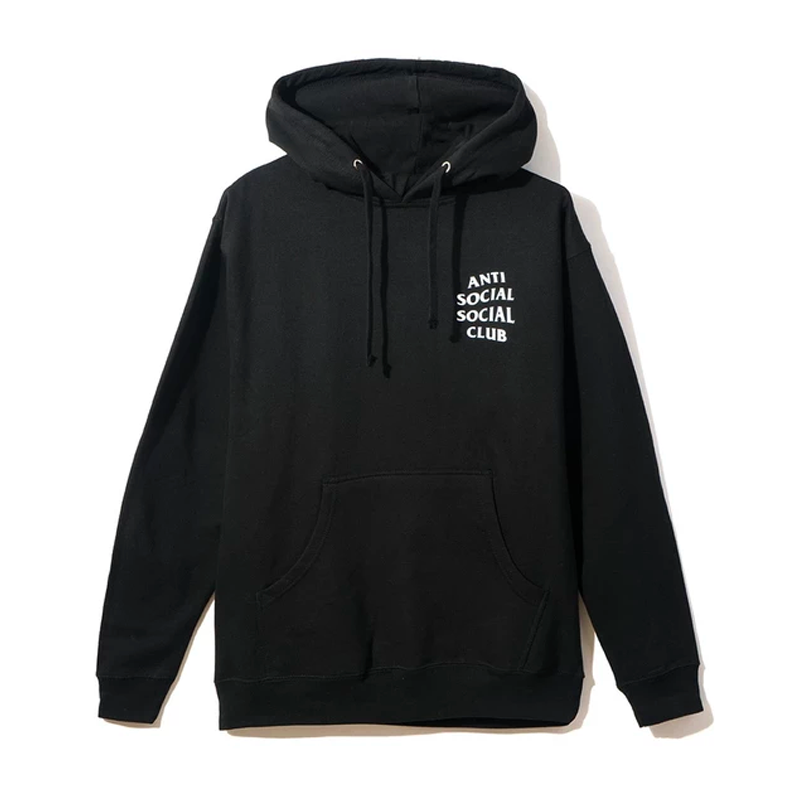 ASSC The Drive Hoodie Black